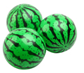 SST* 3pcs/pack 16cm Kids Inflatable Ball Toy Plastic Watermelon Ball PVC Ball Child Baby Gifts Puppe Boneca Muneca Juguetes+