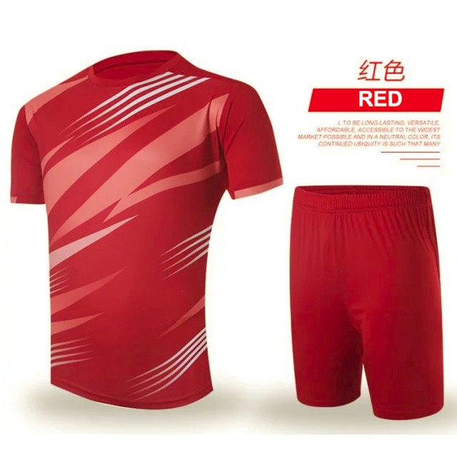 2017 Soccer jerseys for men customized name and number