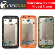 Blackview BV5000 Рамка Экрана Высокое Качество ЖК-Рамка Замена Аксессуар Для Blackview BV5000 Мобильного Телефона