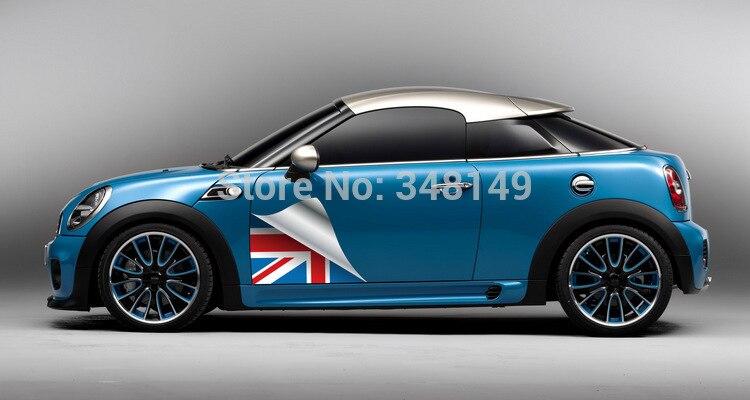 Aliauto автомобиль-Стайлинг боковой двери наклейка и таблички аксессуары для Mini Cooper Countryman R50 R52 R53 R58 R56