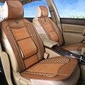 Enfriamiento del asiento de coche insuficiencias para jettas maleta cc felpa pasos saltos tara cojín de enfriamiento, asientos para automóviles, amortiguador de bambú