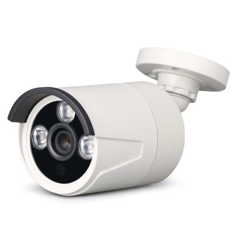 YiiSPO 1080P IP Camera HD 2.0MP 3MP 4MP outdoor waterproof Night Vision H.265/264 XMeye P2P CCTV bullet camera ONVIF phone view