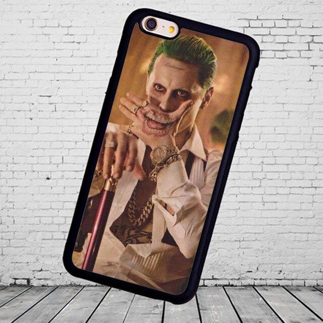 Joker Main Sourire Tatouage Commando Suicide Imprime Doux Cas De