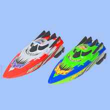 Powerful Remote Control Speedboats 25km/h High Speed Electric Plastic Rc Boats Toys Model Ship Sailing Children Kids Ship