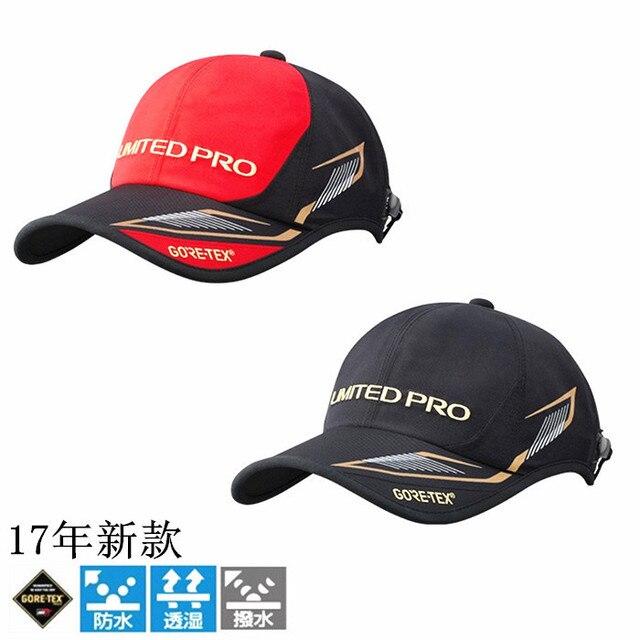 aa404971e1fae 2018 NEW SHIMANO Fishing cap summer hat sun GORTX-CA-110P Sunscreen  outdoors Breathable