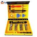 Kaisi multipurpose 38 in 1 Precision Screwdrivers Kit Opening Repair Phone Tools Set for iPhone 4/4s/5 iPad Samsung