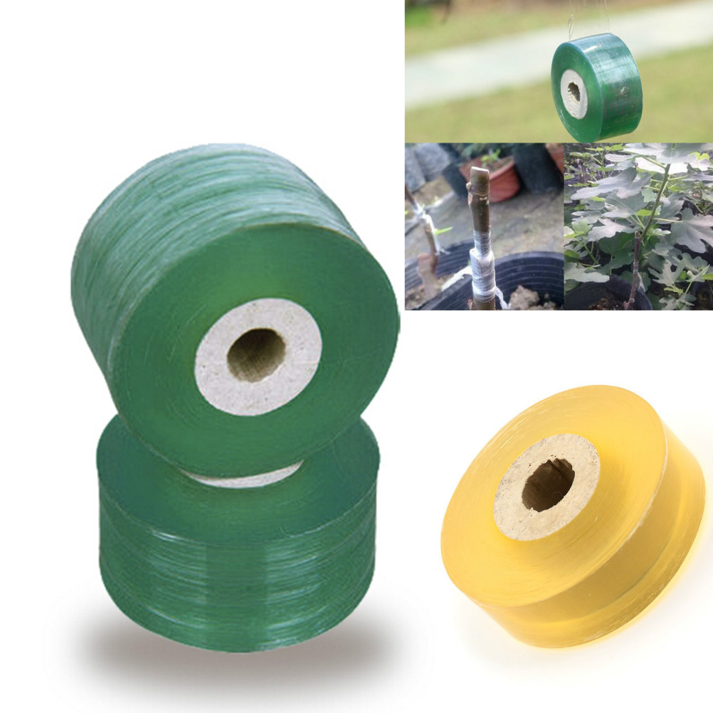 Moisture Barrier Roll Tape Seedle Garden Parafilm Graft Budding Plant Fruit Tree Nursery Floristry Pruning Repair Strecth Pruner