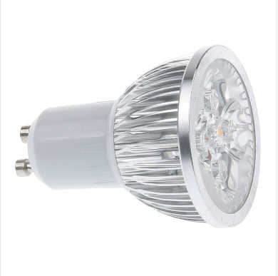 Free Shipping Super Bright 12W GU10 LED Bulb 110V 220V Dimmable Led Spotlights Warm/Cool White GU 10 LED lamp home downlights