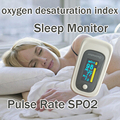 Pulse Oximeter with oxygen desaturation index function Sleep Monitor PR SPO2
