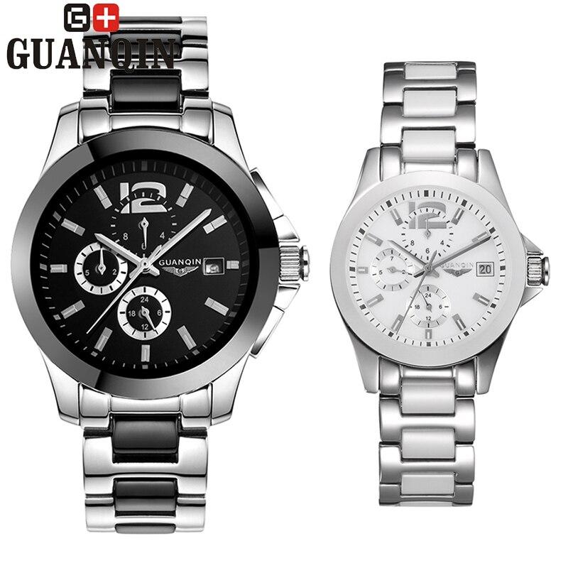 Brand 2pcs set lovers Couple Watches Men s watch women watched self winding Automatic mechanical Calendar