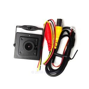 Image 5 - Metal 700tvl cmos prendido mini micro cctv câmera de segurança 2.8mm lente 100 graus de ângulo largo