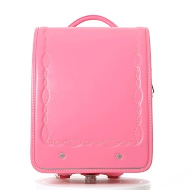 ФОТО coulomb BL.RS.0028 Randoseru for girls and boys school bag japanese bag fits for A4 file protect spine high quality