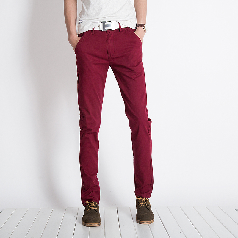 Compare Prices on Men Red Pants- Online Shopping/Buy Low Price Men ...