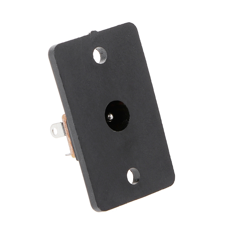 1 pcs Female Socket Panel For Barrel Jack <font><b>Plug</b></font> <font><b>DC</b></font> 12V Power Connector <font><b>5.5</b></font> x2.1mm <font><b>Plug</b></font> New image