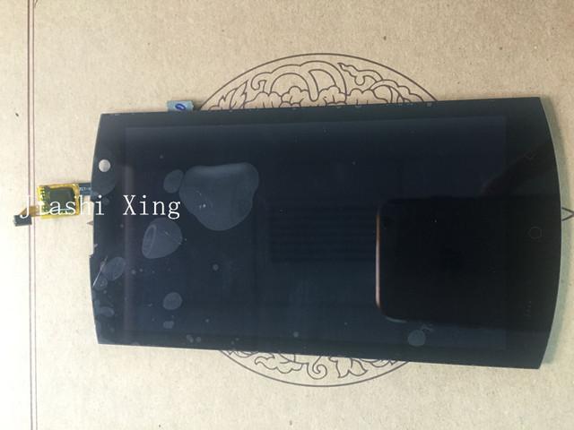 IMan Victor Original Display LCD + Touch Screen Painel Digital Acessórios Para iMan Victor 5.0 polegadas do Smartphone + Frete Grátis pista