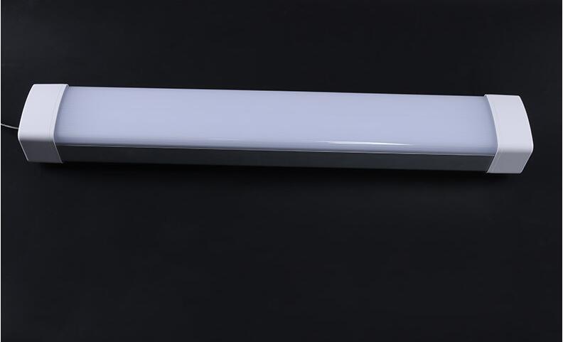 30 Вт 60 Вт светодио дный tri доказательство свет Алюминий пластины SMD Форма Три Proofings лампы с прозрачной абразивных крышка - 4