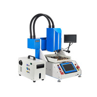 No Tax LY 1001 Automatic Iphone Ic Remove Router Cnc Milling Machine For IPhone Main Board