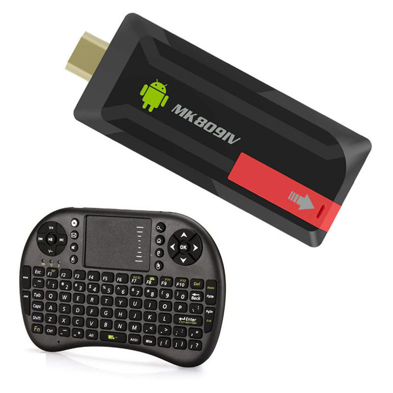 Новый MK809IV Smart 2 ГБ 8 ГБ Android Беспроводной <font><b>HDMI</b></font> ключ андроид мини-ПК 4 ядра RK3229 WI-FI <font><b>Bluetooth</b></font> Stick18mar28