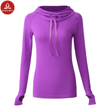 Yoga Gym Tights Women's Long Sleeves Shirts Tops Dry Quick Running Breathable Sportwear Fitness Clothes Ladys Tops