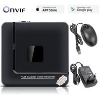 Mini 1080P Full HD 4CH 8CH NVR Security CCTV NVR ONVIF 2 0 APP For IP