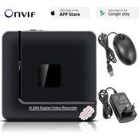 Mini 1080P Full HD 4CH 8CH NVR Security CCTV NVR ONVIF 2 0 APP For IP