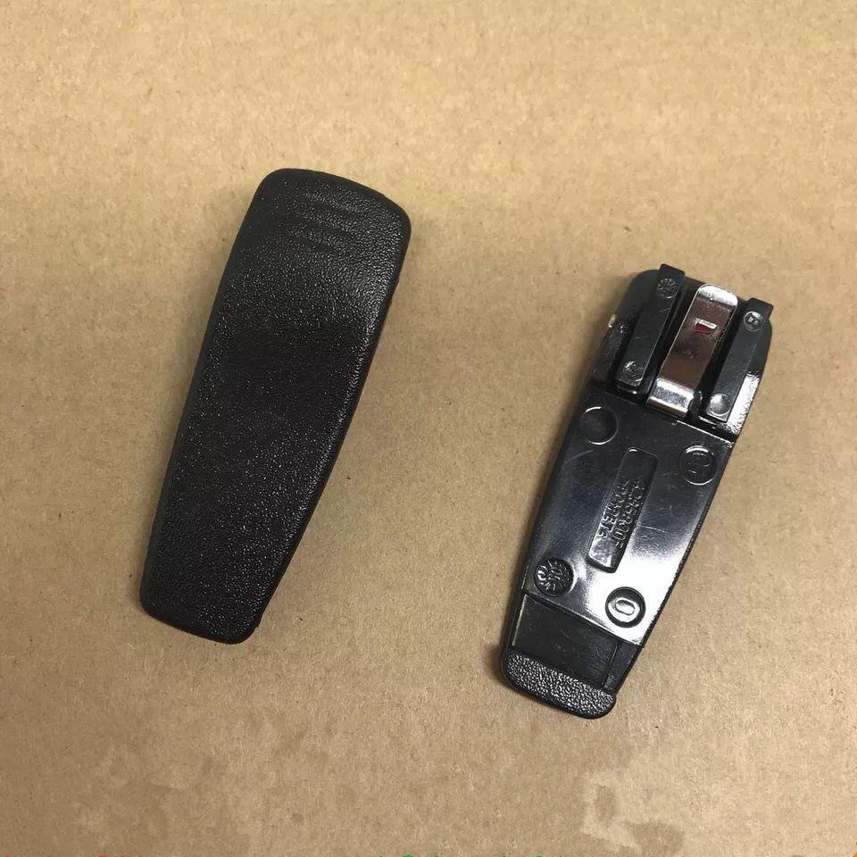 10pcs/lot RLN5644A  The Belt Clip For Motorola EP450 CP040 CP140 GP3188 DEP450 DP140 XIR P3688 Etc Walkie Talkie With The M Logo