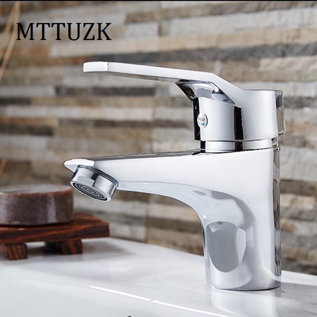 MTTZUK Wholesale And Retail Deck Mount Bathroom Faucet Single Handle - Retail bathroom fixtures