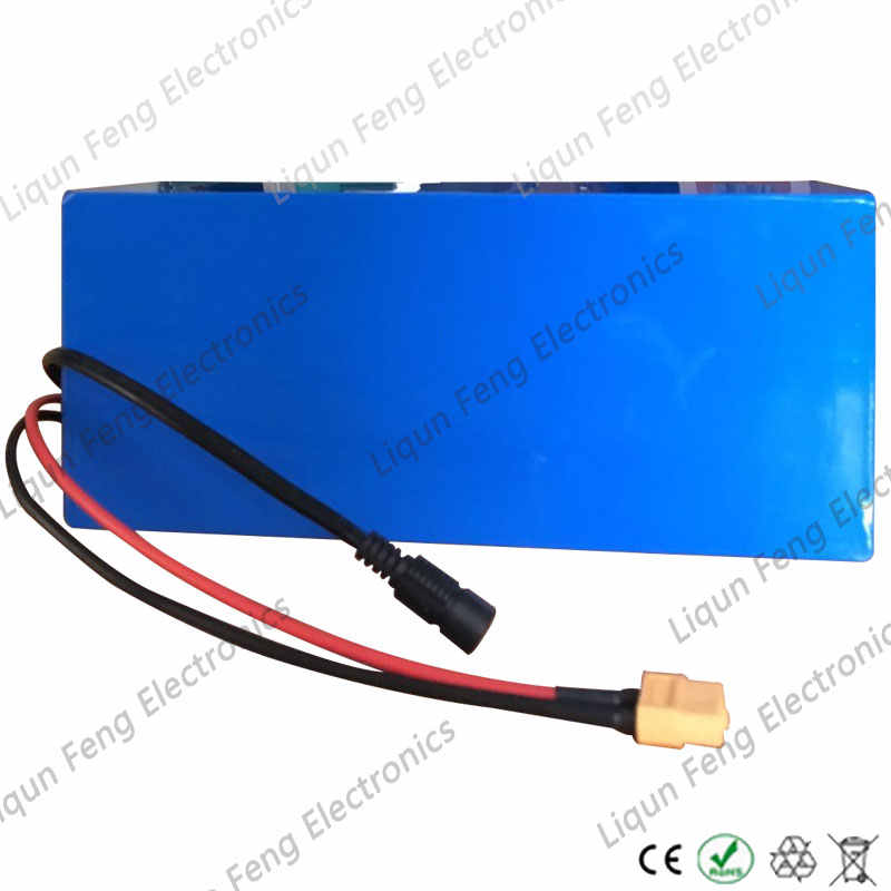 Free Tax High power 1800W 48V 20AH Electric Bike Battery 48V 20AH E-bike Battery 48 Volt Lithium Battery with 50A BMS 2A Charger