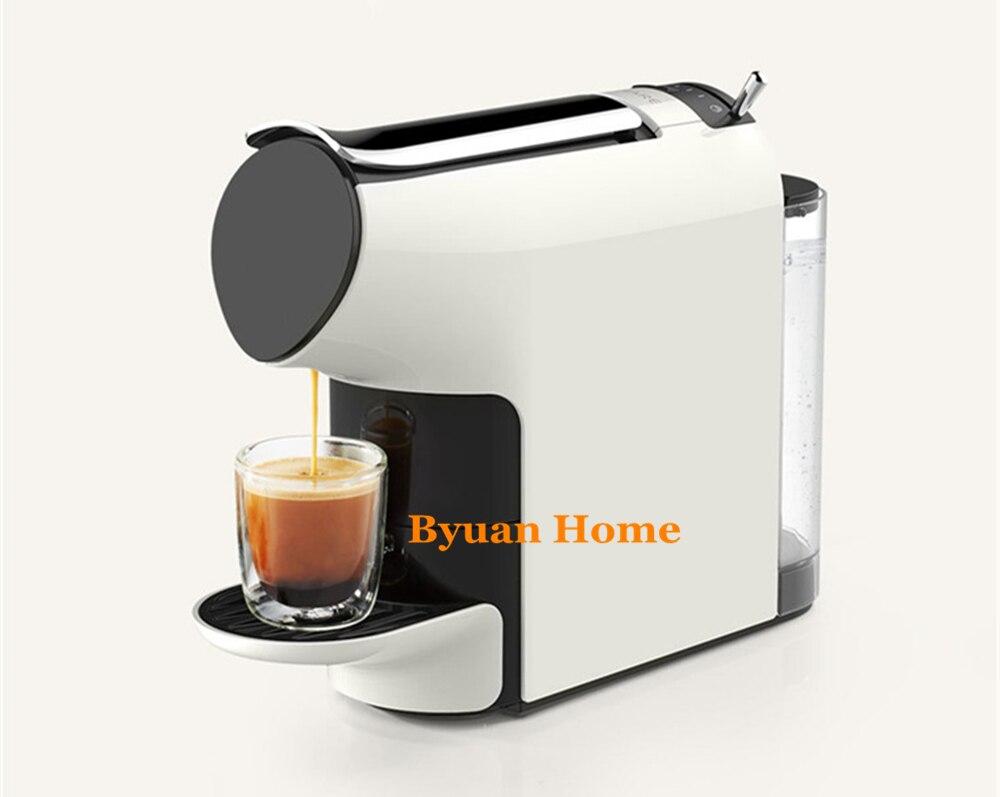 LED fashion Nespresso capsule Fully automatic coffee machine maker espresso electric cappuccino latte coffee maker