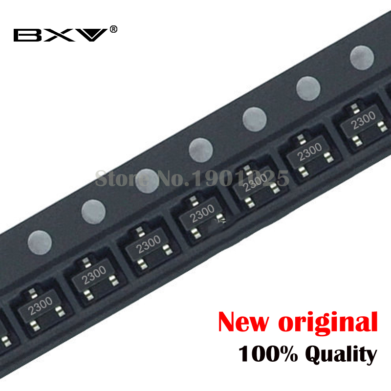 100PCS SI2300DS SOT-23 SI2300 SOT 2300 SMD New And Original
