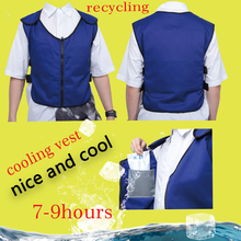 cooling vest Special clothing Outdoor fishing cooling clothing