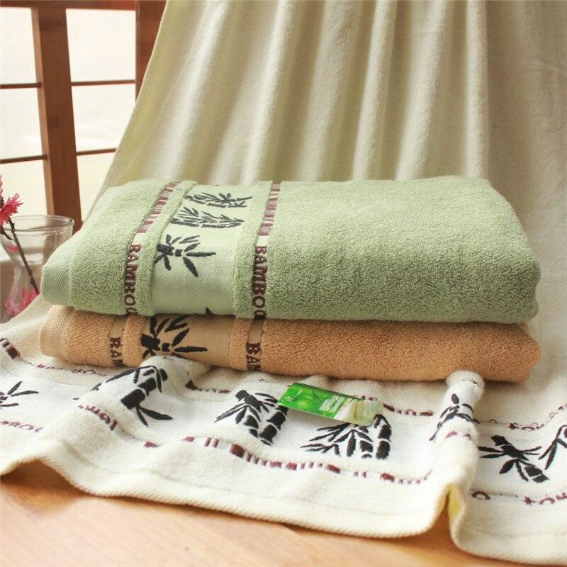 Novi 70x140cm bijeli ručnici od pamučnog ručnika za kupanje mekani - Tekstil za kućanstvo - Foto 5