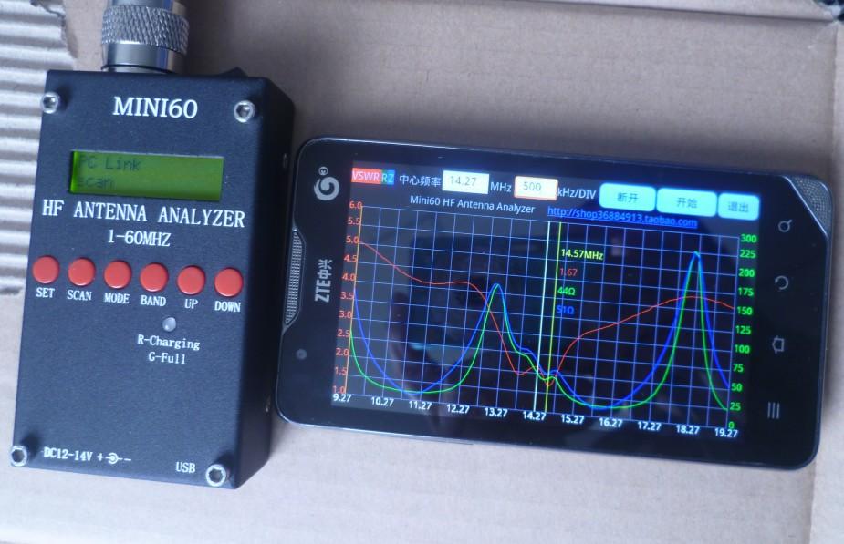 sark100 antenna analyzer