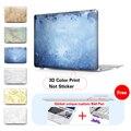 Мраморные Текстуры Жесткий Матовый Чехол Для Apple Macbook Air 13 Air 11 Case Pro 13 Retina 12 13 15 Ноутбук Сумка Для Mac Book Pro 13 случае