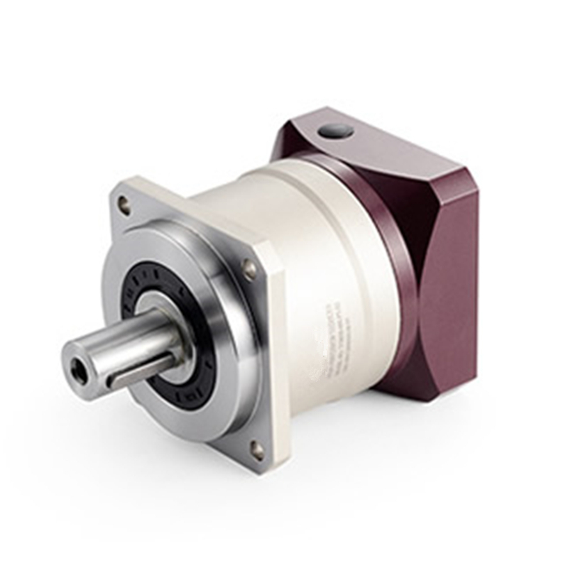 90 Helical planetary reducer gearbox 8 arcmin 15:1 to 100:1 for 80mm 750W AC servo motor input shaft 19mm90 Helical planetary reducer gearbox 8 arcmin 15:1 to 100:1 for 80mm 750W AC servo motor input shaft 19mm