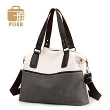 Large Bags for Women Shoulder Bag Casual Canvas Hobo Bags Handbag Women Messenger Bag Ladies Shopper Bags Female Tote Purse