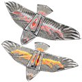 1.6 m Línea Única de Kite Águila Animal Encantador Águila Niños Al Aire Libre divertido Juguete del Vuelo de la Cometa sin la Manija y la Línea de Desarrollo Deportivo juguete
