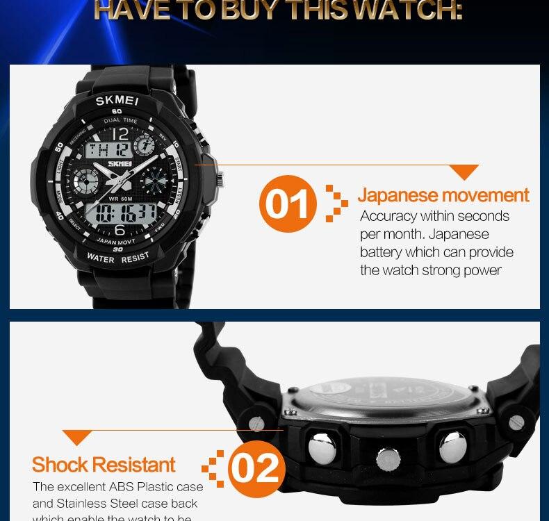 HTB1eUt NVXXXXXdaXXXq6xXFXXXH - SKMEI SPORT Military Grade Watch for Men