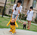 Two color  high-grade Toddler Baby Safety Harness Walking Assistant Rein Belt Learning Baby Walk Aid
