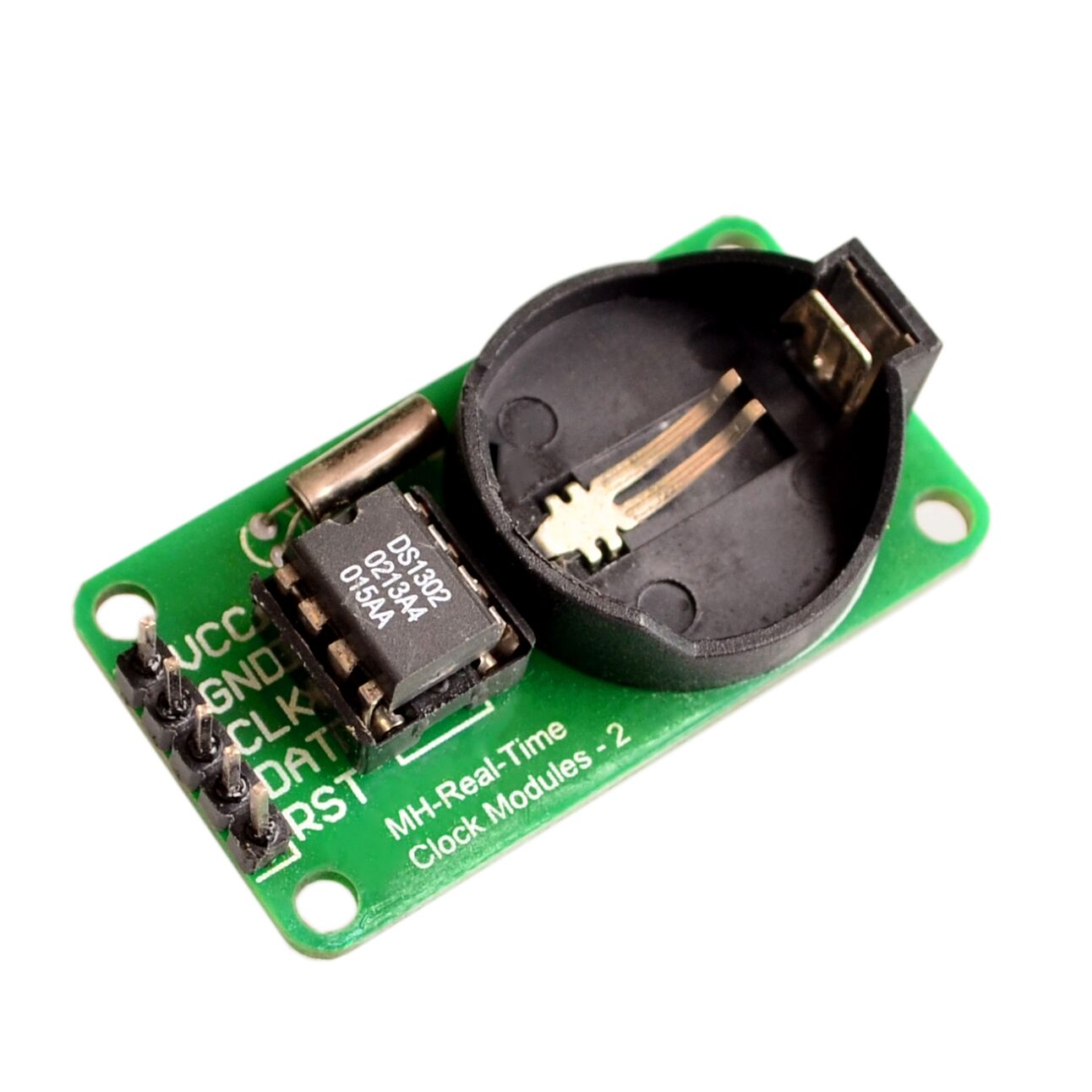 1 teile/los DS1302 <font><b>Real</b></font> Time Clock Module mit CR2032 Taste Batterie 31x8 RAM image