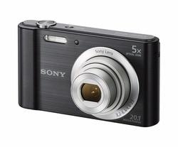 SONY DSC-W800 DSC-W800 20 MP Digital Camera 5x Optical Zoom CCD free shipping