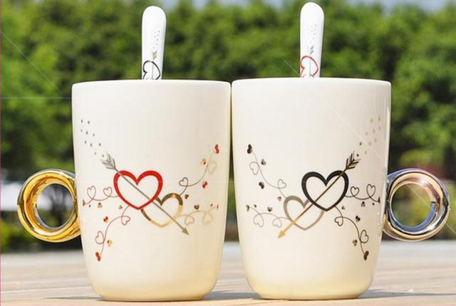 Wedding Gifts Buy Online: Aliexpress.com : Buy Free Shipping Couples Cup Mug Of