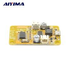 Bluetooth Mono Bordo Amplificador Digital de Audio Altavoz Bluetooth Receptor de Audio Del Tablero Del Amplificador DIY Modificado 6 W