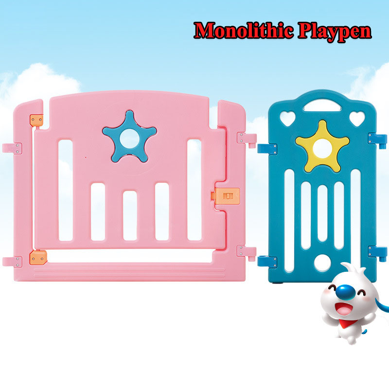 Monolithic Indoor Baby Playpens One Pieces Fencing Children Play Fence Kids Activity Gear Environmental Protection Safety  Yard