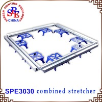 SPE3030 Combined Stretcher Screen Printing Frame Screen Press