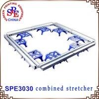 SPE3030 combinado camilla marco de impresión de la pantalla de prensa