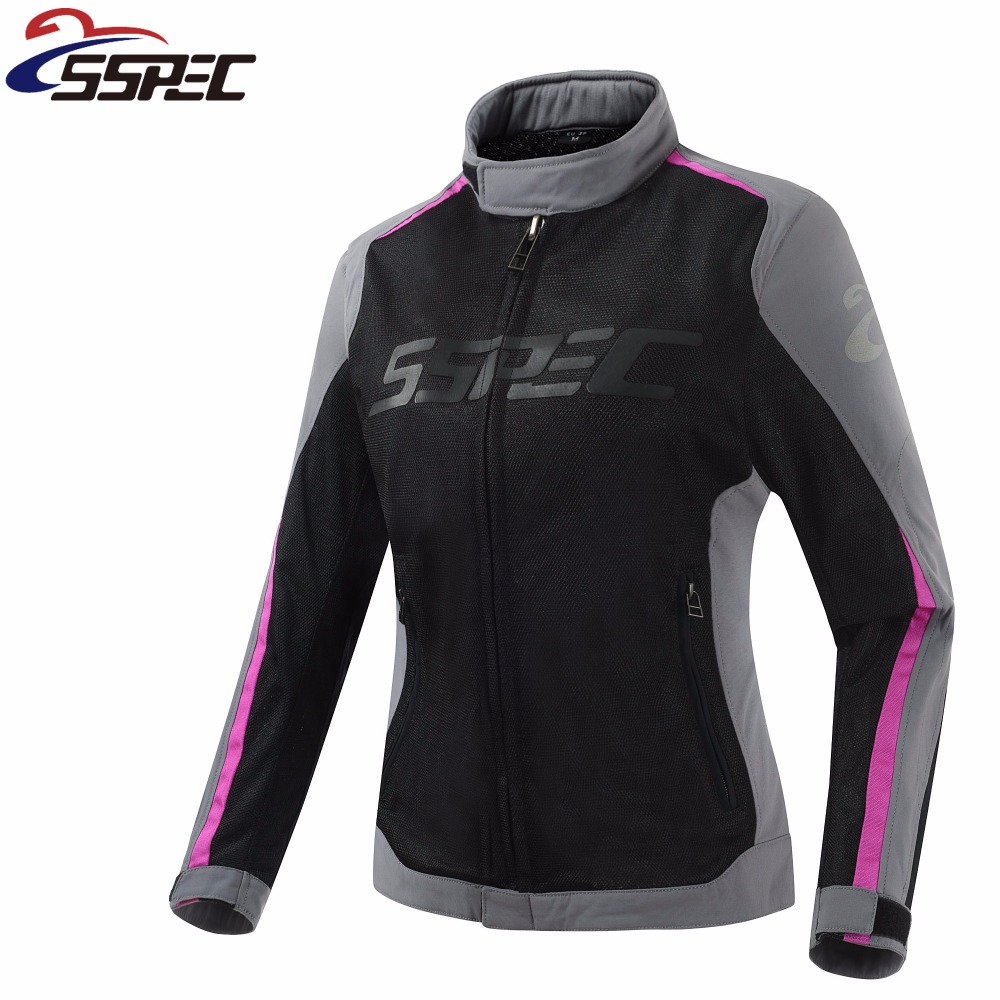 Spring & Autumn New MOTOR Women's Racing Suits Slim Riding Motorcycle Suit Jacket Wearing Pprotective Gear 2017 scoyco motorcycle riding knee protector extreme sports knee pads bycle cycling bike racing tactal skate protective ear