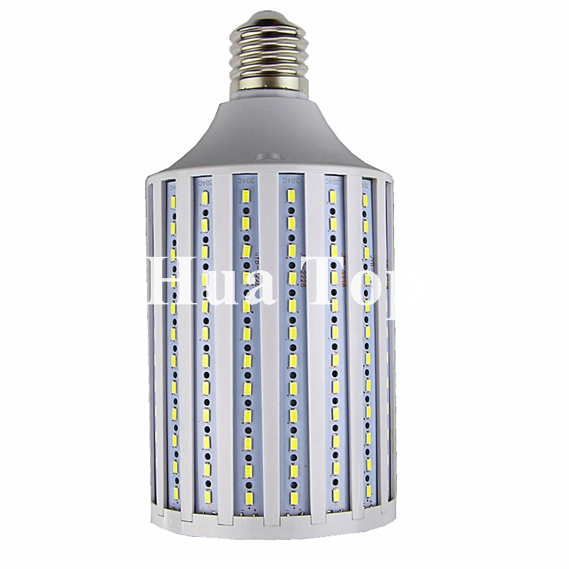 Super brghit 100W LED Lamp E40 110V/220V Lampada Corn Bulbs Pendant Lighting Spot light 100 Watt 264 Leds High lumious