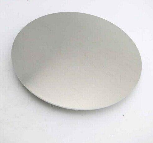 Round aluminum thin aluminum blank aluminum plates inscribed circle aluminum DIY model toy accessories недорго, оригинальная цена