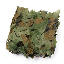 2m*2m Outdoor Oxford polyester cloth Hunting Military Camouflage Nets Army woodland Camo netting Camping Sun Shelter Shade